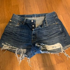 Brand new Levi's shorts